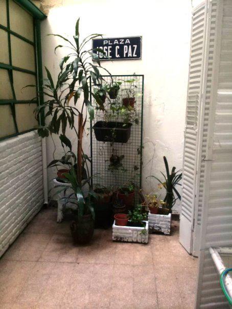 Foto Departamento en Alquiler temporario en  Palermo ,  Capital Federal  Malabia 2500 ** 2 Amb.  - Balcon corrido al frente - Toilette