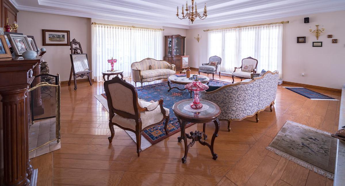 Foto Casa en Venta en  Club de Golf los Encinos,  Lerma  Abetos