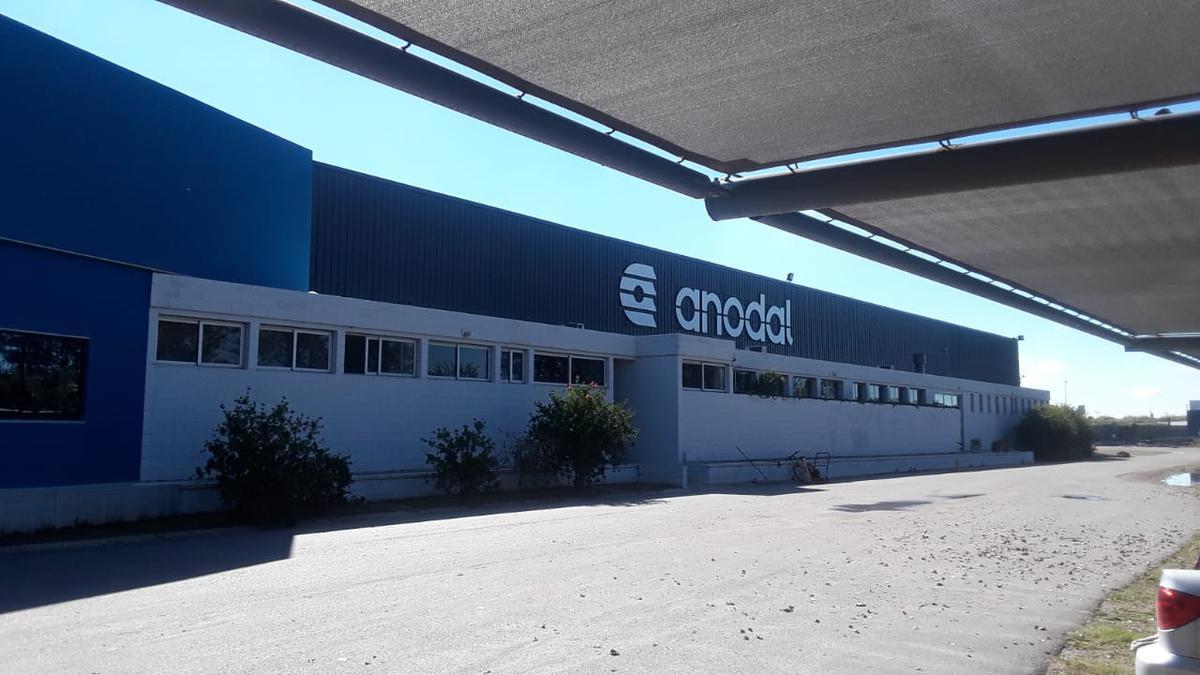 Foto Nave Industrial en Alquiler |  en  Guiñazu Sud,  Cordoba  TOKIO 1200