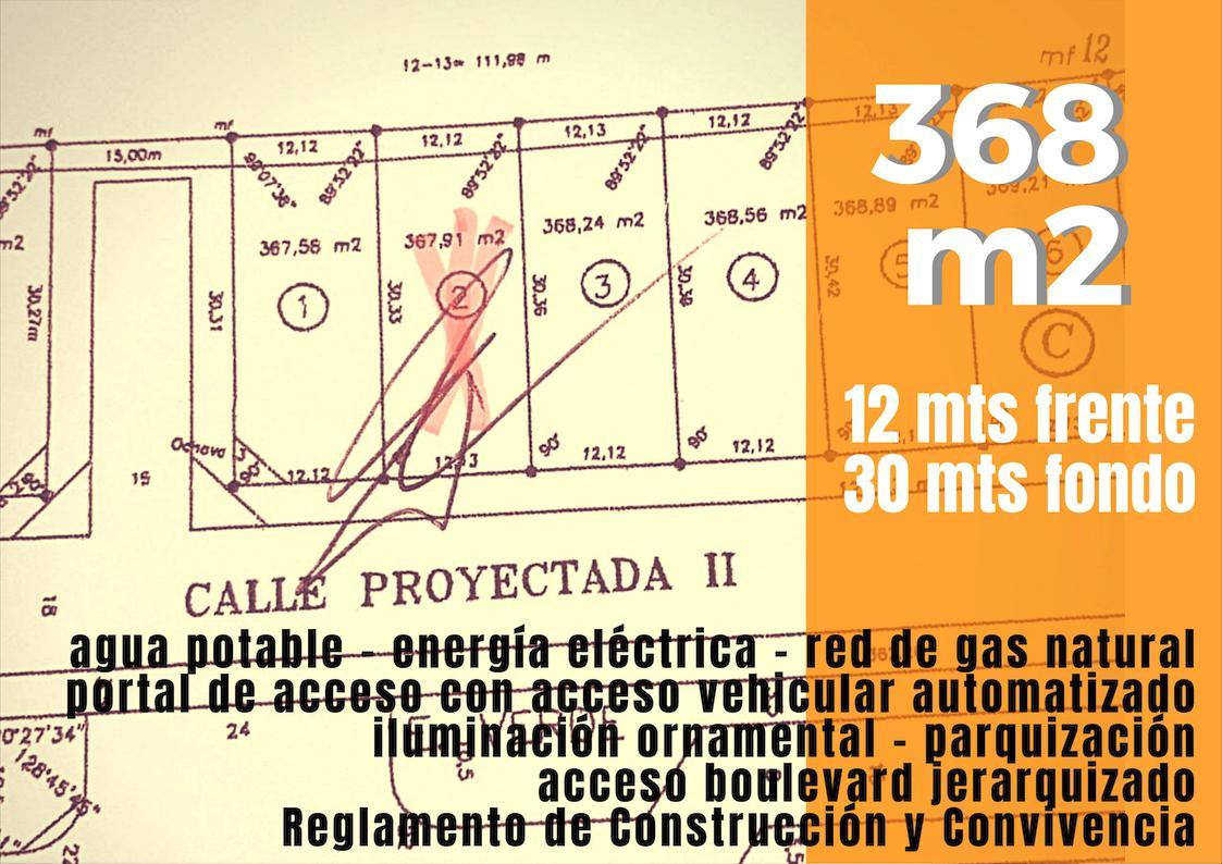 Foto Terreno en Venta en  Rivadavia ,  San Juan  Lote 12 Mzna 2, Barrio privado Terrazas al Oeste, Av. Libertador Gral. San Martín Oeste s/n
