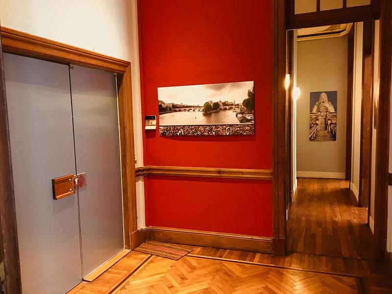 Foto Oficina en Alquiler en  Tribunales,  Centro  Montevideo al 100