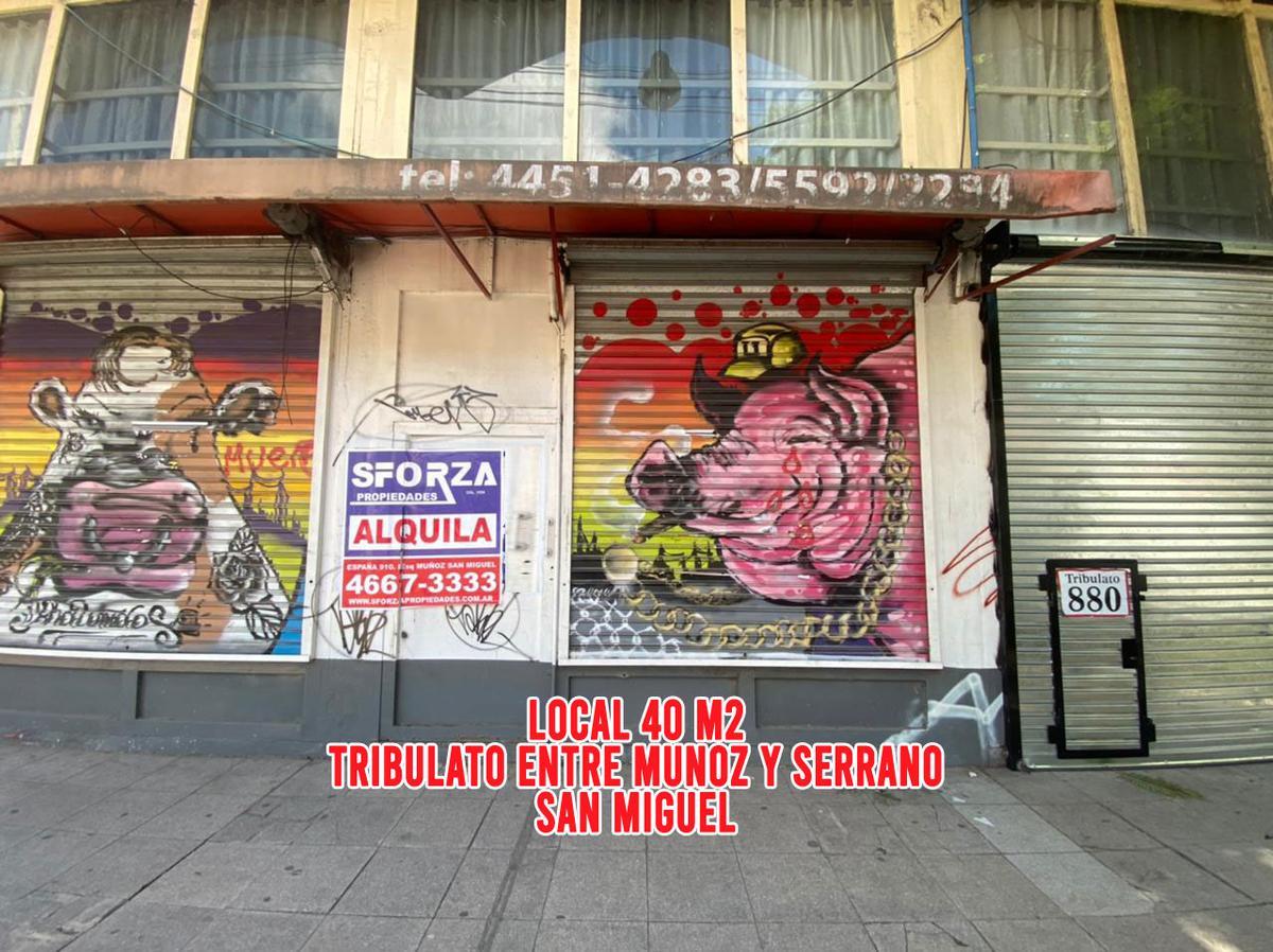 Foto Local en Alquiler en  San Miguel ,  G.B.A. Zona Norte  tribulato al 800