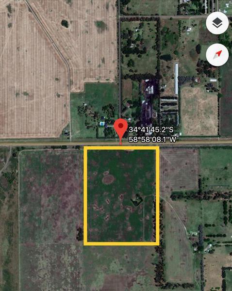 Foto Campo en Venta en  General Rodriguez,  General Rodriguez  Ruta 24 a 8km de la ruta 6  General Rodriguez