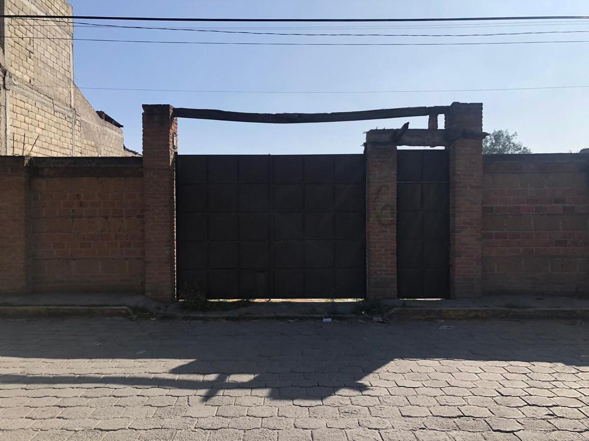 Foto Terreno en Venta en  Metepec ,  Edo. de México  TERRENO EN VENTA POR UVM