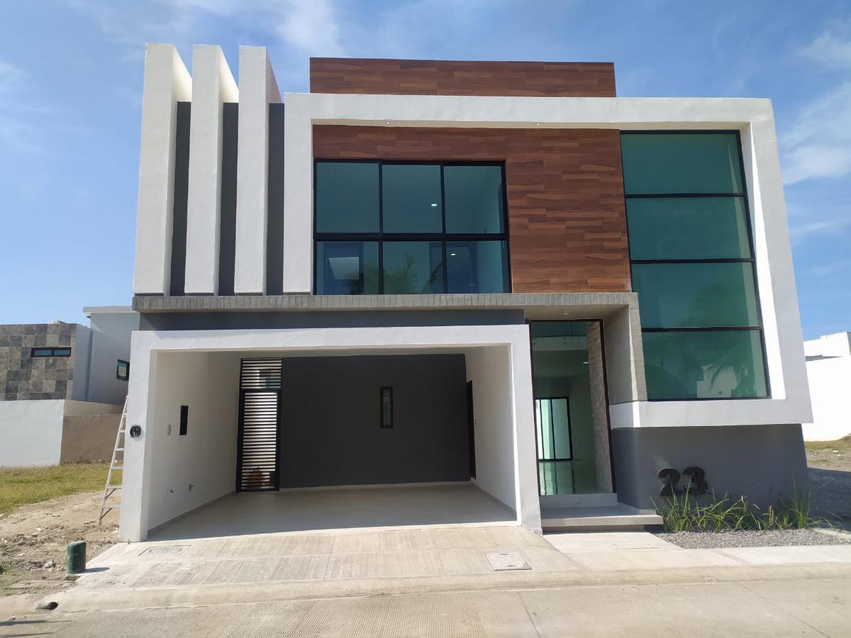 Foto Casa en Venta en  Lomas del Mar,  Alvarado  Lomas del Mar con Alberca, Riviera Veracruzana.