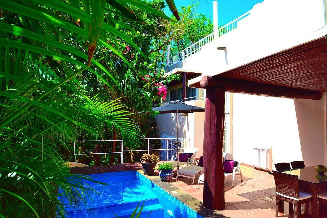 Foto Casa en Renta temporal en  Fraccionamiento Playacar Fase I,  Solidaridad  Casa en renta por dia Playa del Carmen