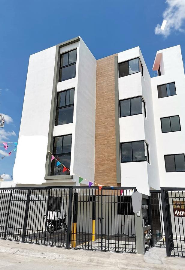 Foto Departamento en Venta en  San Luis Potosí ,  San luis Potosí  pozos residencial, estrena departamento (pre venta) muy cerca del hotel Encore de carretera 57