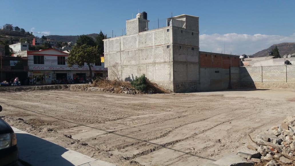 Foto Terreno en Renta en  Pueblo San Juan Totolac,  Totolac  Huexotitla esq. Carretera Federal Norte