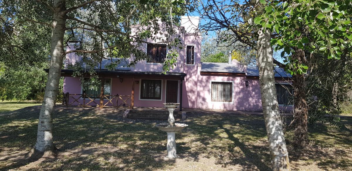 Foto Casa en Venta en  Capilla Del Señor,  Exaltacion De La Cruz  Quinta con gran lote de 7.500 m2