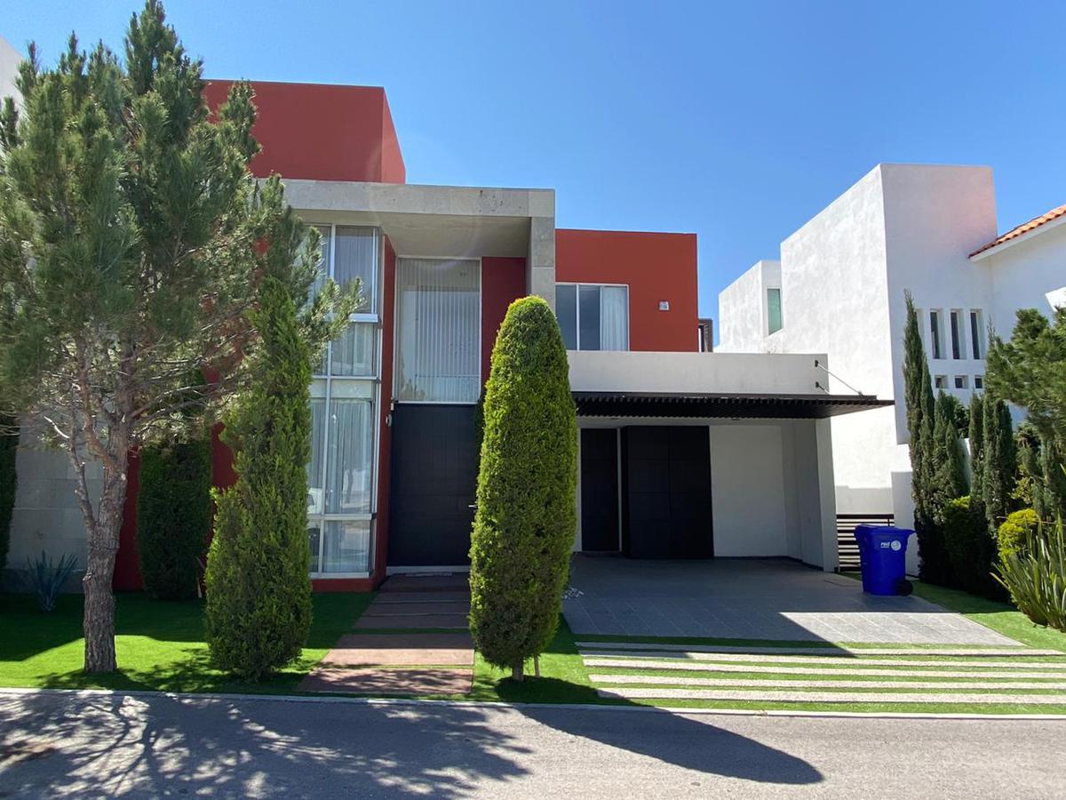 Foto Casa en Renta en  San Luis Potosí ,  San luis Potosí  CASA EN RENTA CLUB DE GOLF LA LOMA, SAN LUIS POTOSI