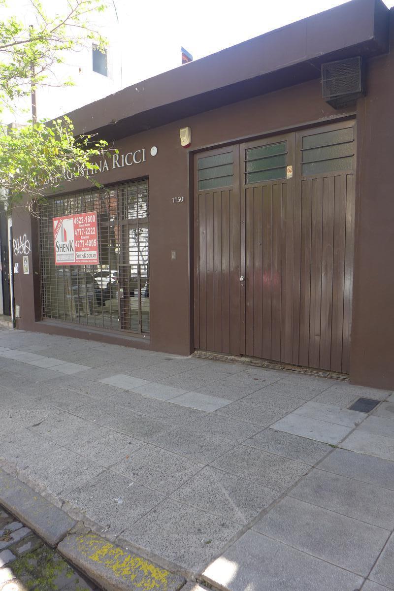 Foto Depósito en Alquiler en  Villa Crespo ,  Capital Federal  Malabia al 1100