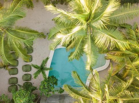 Foto Departamento en Renta temporal en  Tulum Centro,  Tulum          Penthouse en renta en la playa de Tulum
