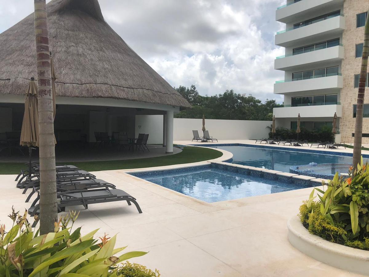 Foto Departamento en Venta en  Aqua,  Cancún     DEPARTAMENTO EN VENTA EN CANCUN EN CASCADES AQUA