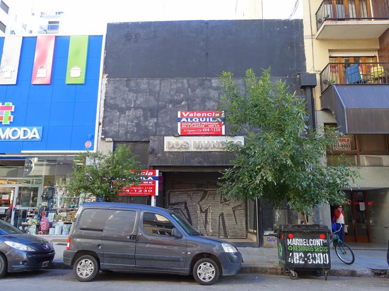 Foto Local en Alquiler en  Centro,  Mar Del Plata  Rivadavia y San Luis