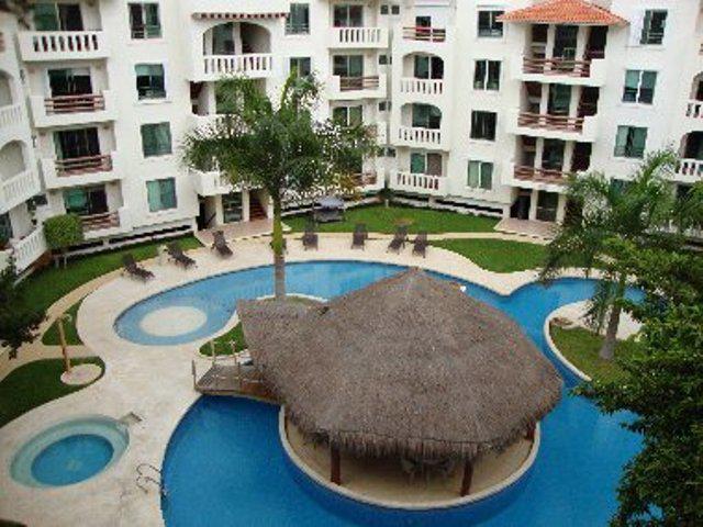 Foto Departamento en Venta en  SM 21,  Cancún   3 Recamaras Mediterrane Condo Cancun
