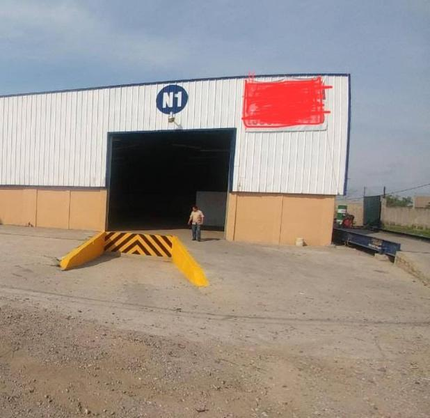 Foto Nave Industrial en Renta en  Rancho o rancheria 2 Montes,  Villahermosa  Nave 1 parque industrial Las Nubes