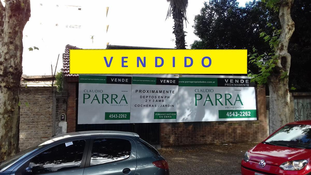 Foto Terreno en Venta en  Villa Urquiza ,  Capital Federal  IBERA al 5000 entre PACHECO y COLODRERO