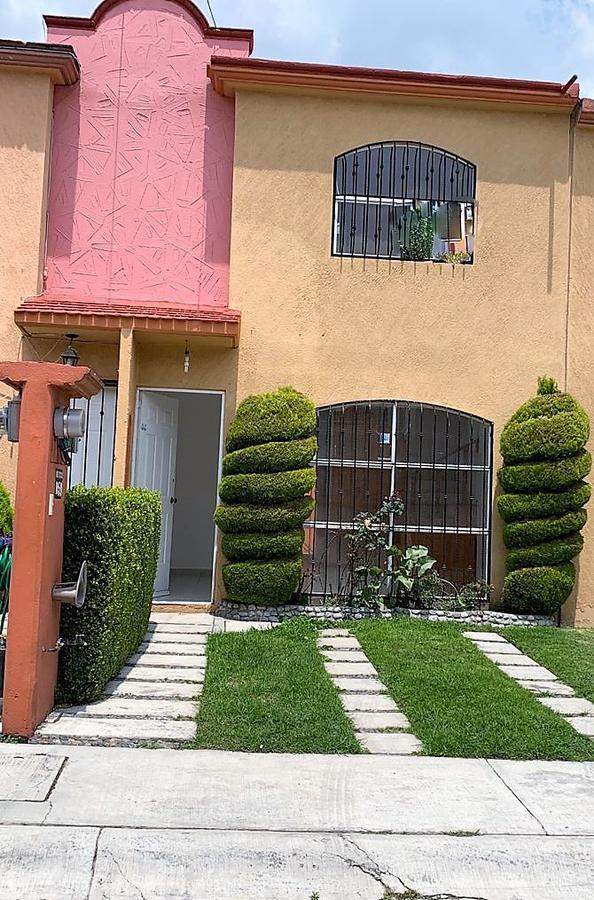 Foto Casa en condominio en Venta en  Hacienda del Valle,  Toluca  HACIENDA DEL VALLE 3