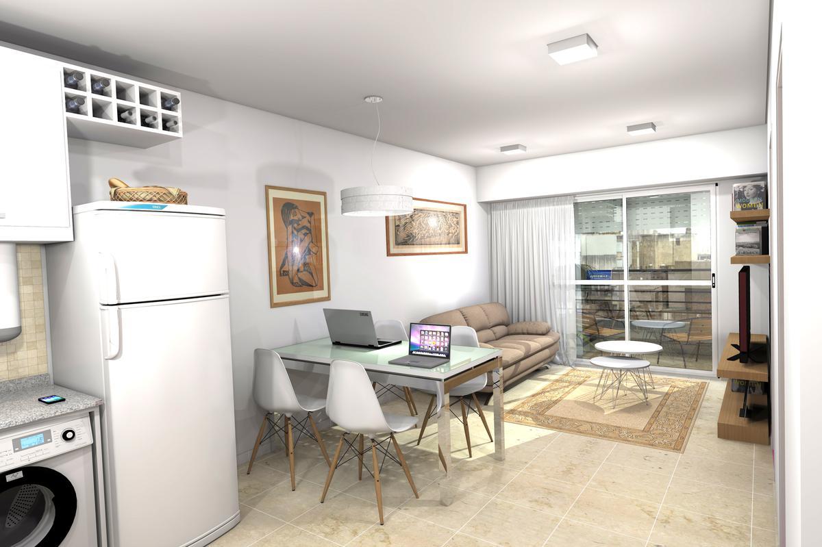 Foto Departamento en Venta |  en  Centro,  Rosario  Lisboa  - Paraguay 331 - 1  dormitorio  Torre1 2B