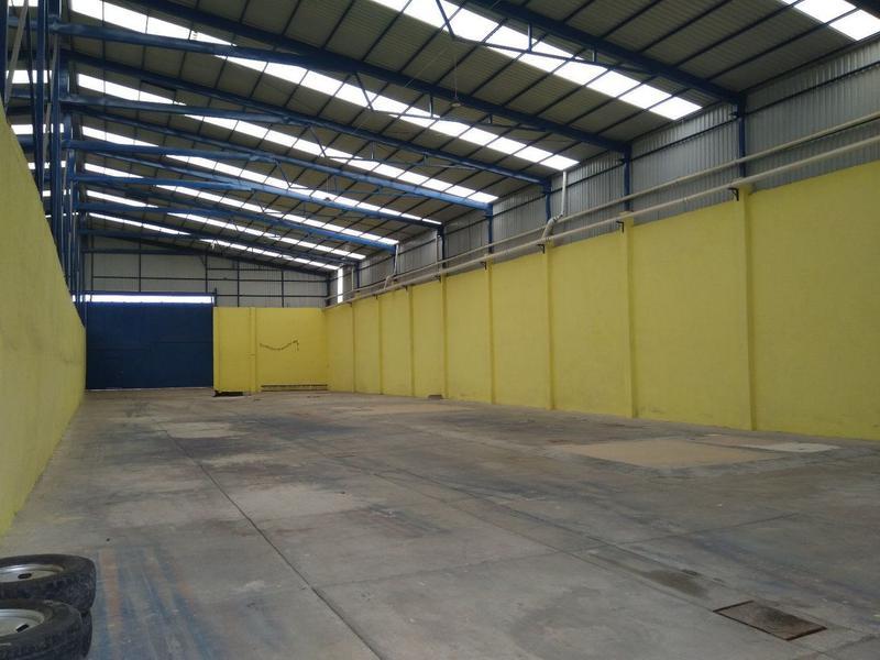 Foto Bodega Industrial en Renta en  Lázaro Cárdenas (Zona Hornos),  Tultitlán  Av lopez portillo