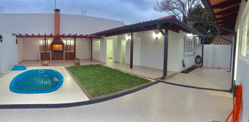 Foto Casa en Alquiler en  Cañada del Ybyray,  Santisima Trinidad  Zona IPS Central, Los Mangales