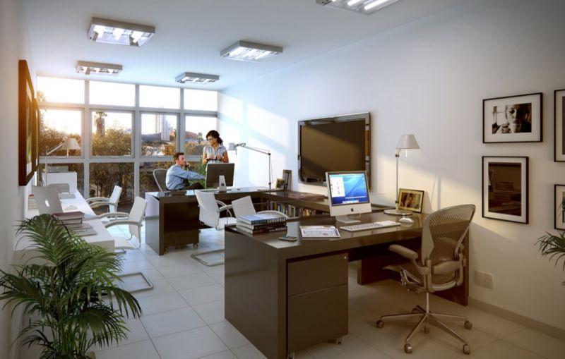 Foto Oficina en Venta en  Pocitos Nuevo ,  Montevideo  J.P LAGUNA 1300