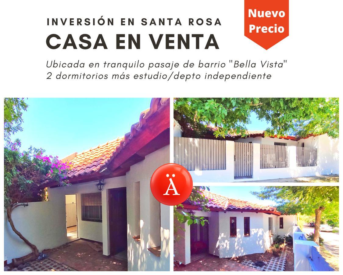 Foto Casa en Venta en  Capital ,  La Pampa  Primera junta al 500