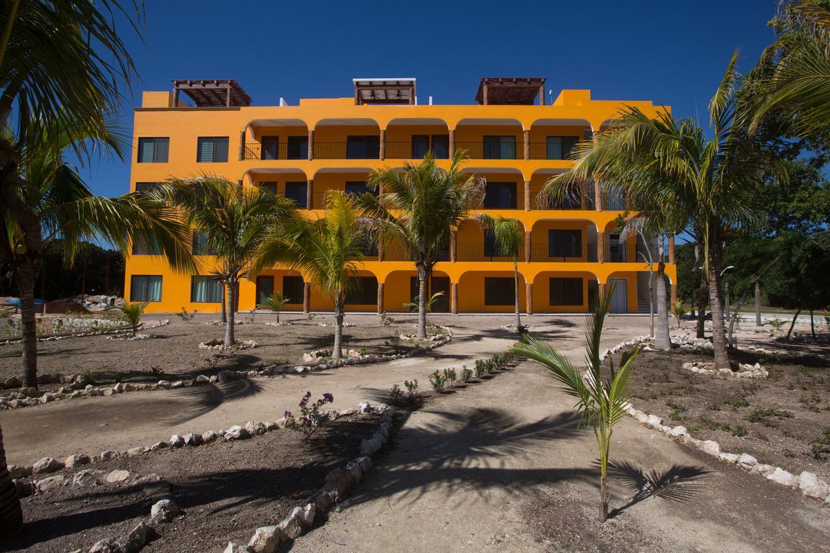 Foto Departamento en Venta en  Playa del Carmen,  Solidaridad  Departamentos en Zona Residencial El Cielo