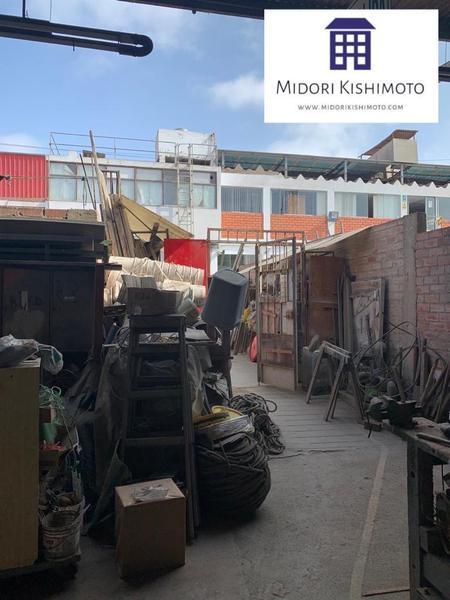 Foto Almacén en Venta   Alquiler en  San Juan de Miraflores,  Lima  Jiron Huancabamba