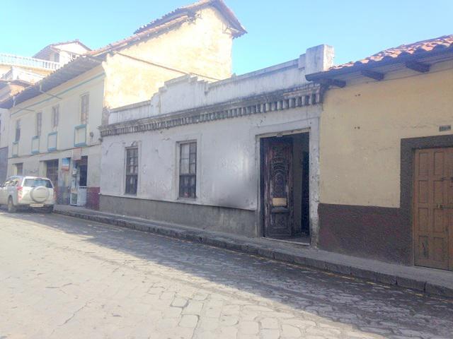 Foto Casa en Venta en  Centro de Cuenca,  Cuenca  Calle Presidente Córdova