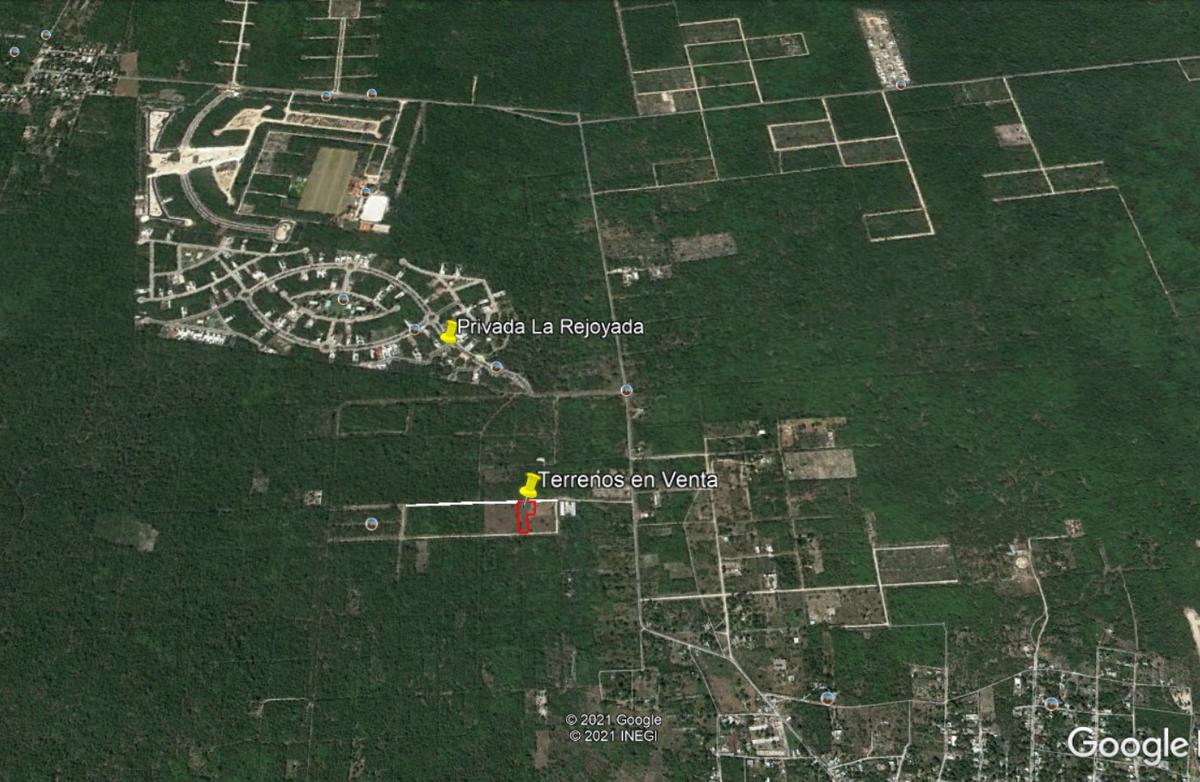 Foto Terreno en Venta en  Pueblo Komchen,  Mérida  Terreno en Venta  Komchen Yucatan