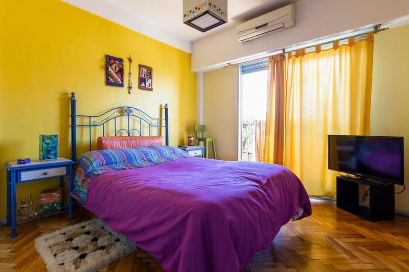 Foto Departamento en Alquiler temporario en  Villa Crespo ,  Capital Federal  Av. Corrientes al 5800