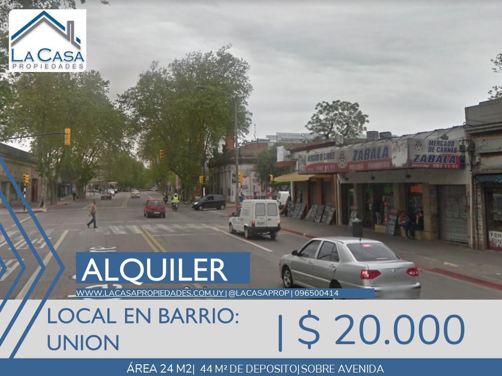 Foto Local en Alquiler en  Unión ,  Montevideo  8 de Octubre al 4400