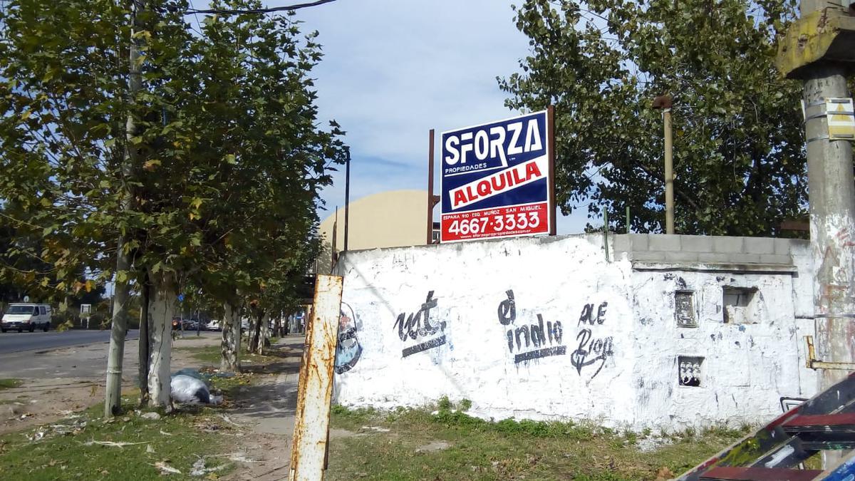 Foto Galpón en Alquiler en  Bella Vista,  San Miguel  AV. ILLIA al 800