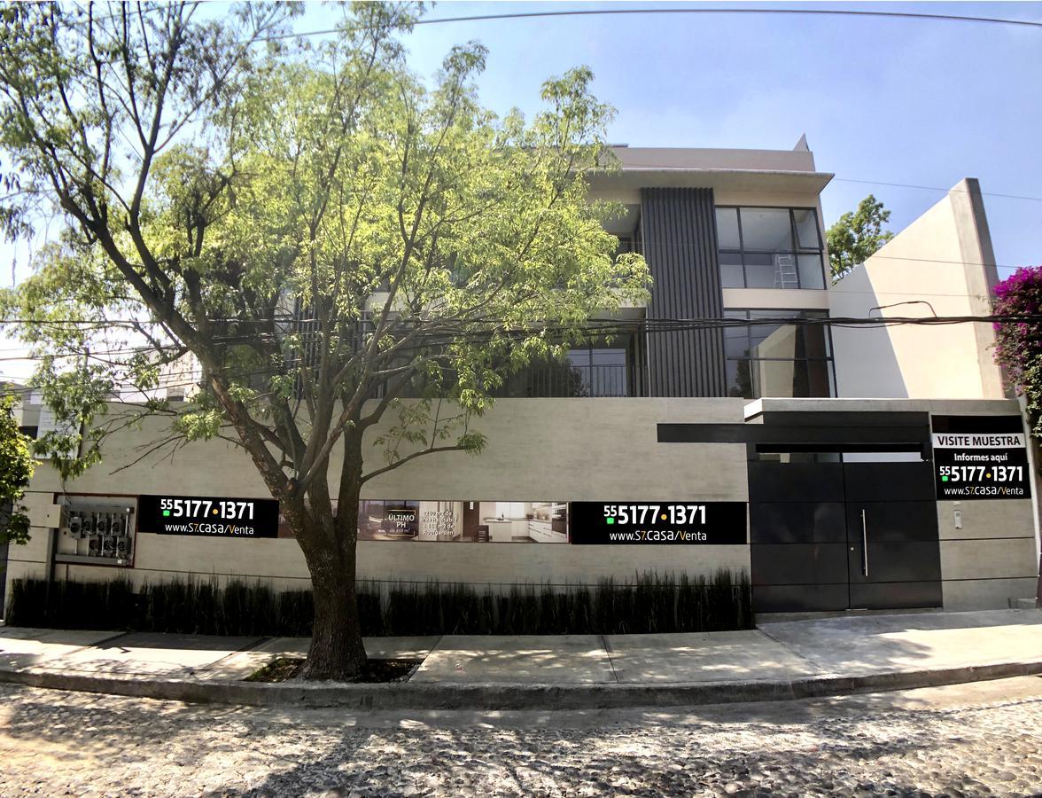 Foto Departamento en Renta en  Las Aguilas,  Alvaro Obregón  Departamento tipo Garden House, Colonia Las Aguilas, Con Jardin privado,  balcones, 4 estacionamientos.