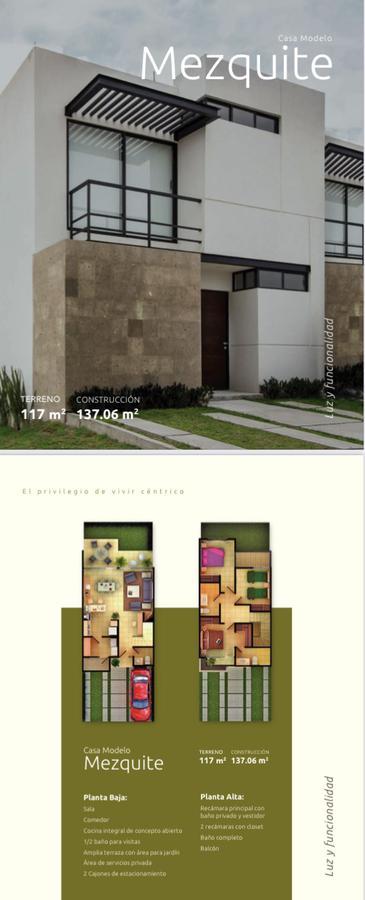 Foto Casa en Venta en  Fraccionamiento El Mirador,  El Marqués  CASA VENTA MODELO MEZQUITE KERENDA EL MIRADOR  QRO. MEX.