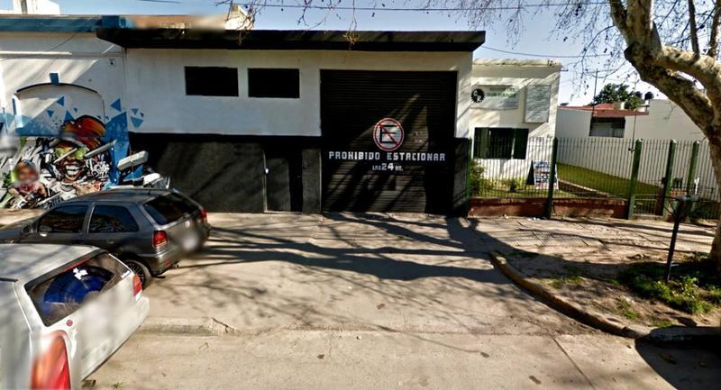 Foto Depósito en Alquiler en  Moreno,  Moreno  Deposito - Bouchard entre Bme. Mitre y Merlo  - Lado Norte