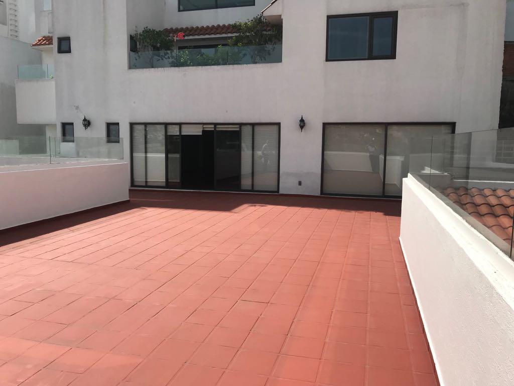 Foto Departamento en Venta en  Lomas del Río,  Naucalpan de Juárez  DEPARTAMENTO EN VENTA LOMAS DEL RIO. seguridad, luminoso, terraza.