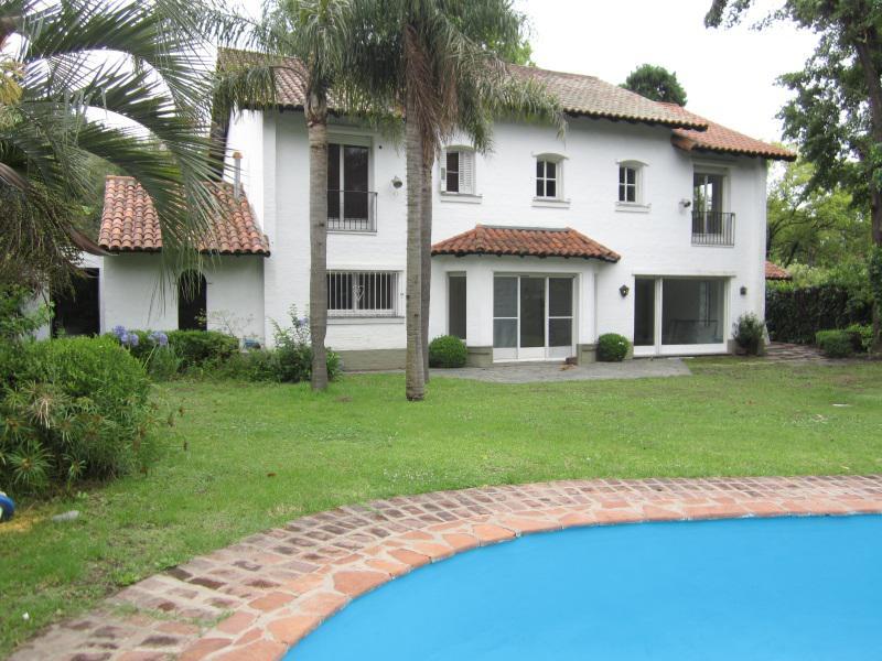 Foto Casa en Alquiler en  Las Lomas-Horqueta,  Las Lomas de San Isidro  Cazon al 100