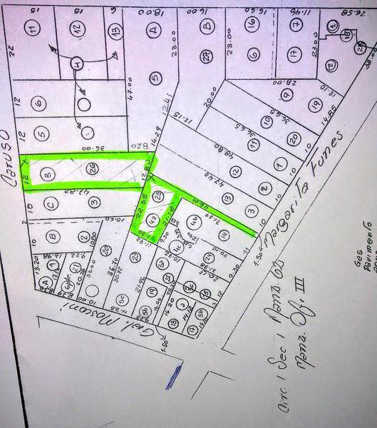 Foto Terreno en Venta en  Alta Gracia,  Santa Maria  Terreno Apto Desarrollo Inmobiliario - 1 Cuadra del Tajamar