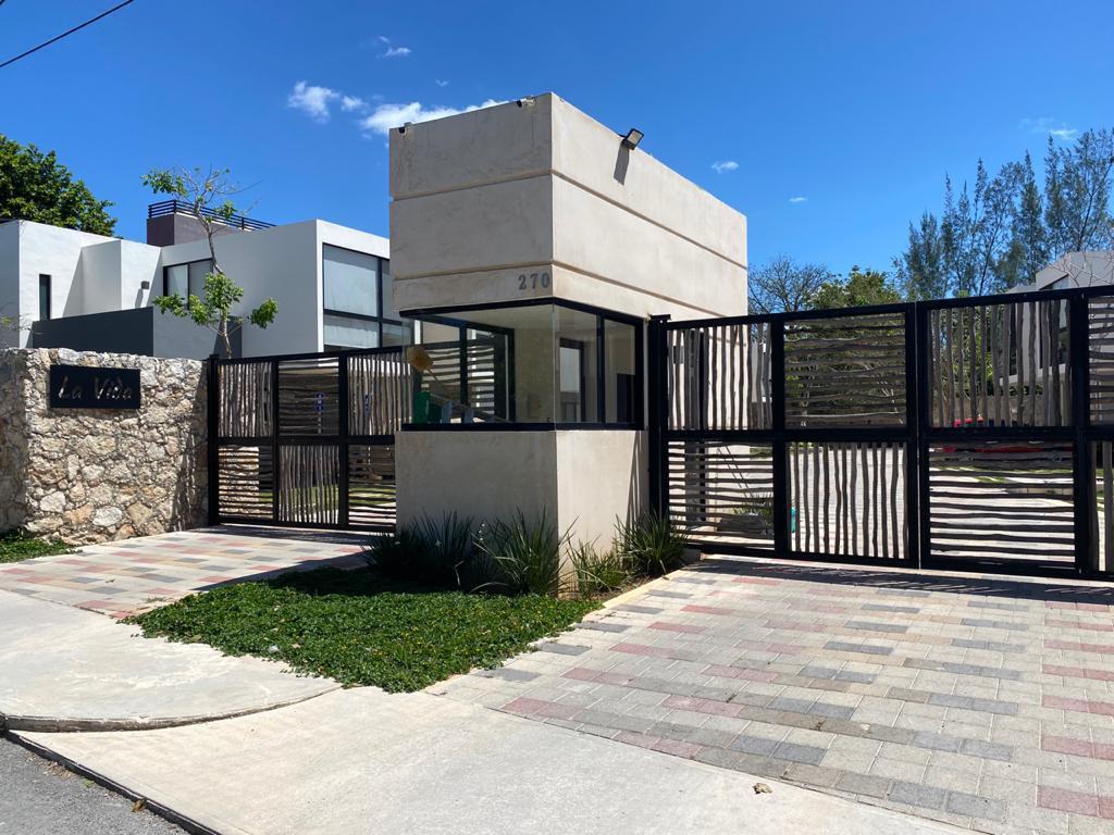 Foto Departamento en Renta en  Mérida ,  Yucatán  Departamentos nuevos en Santa Gertrudis copo