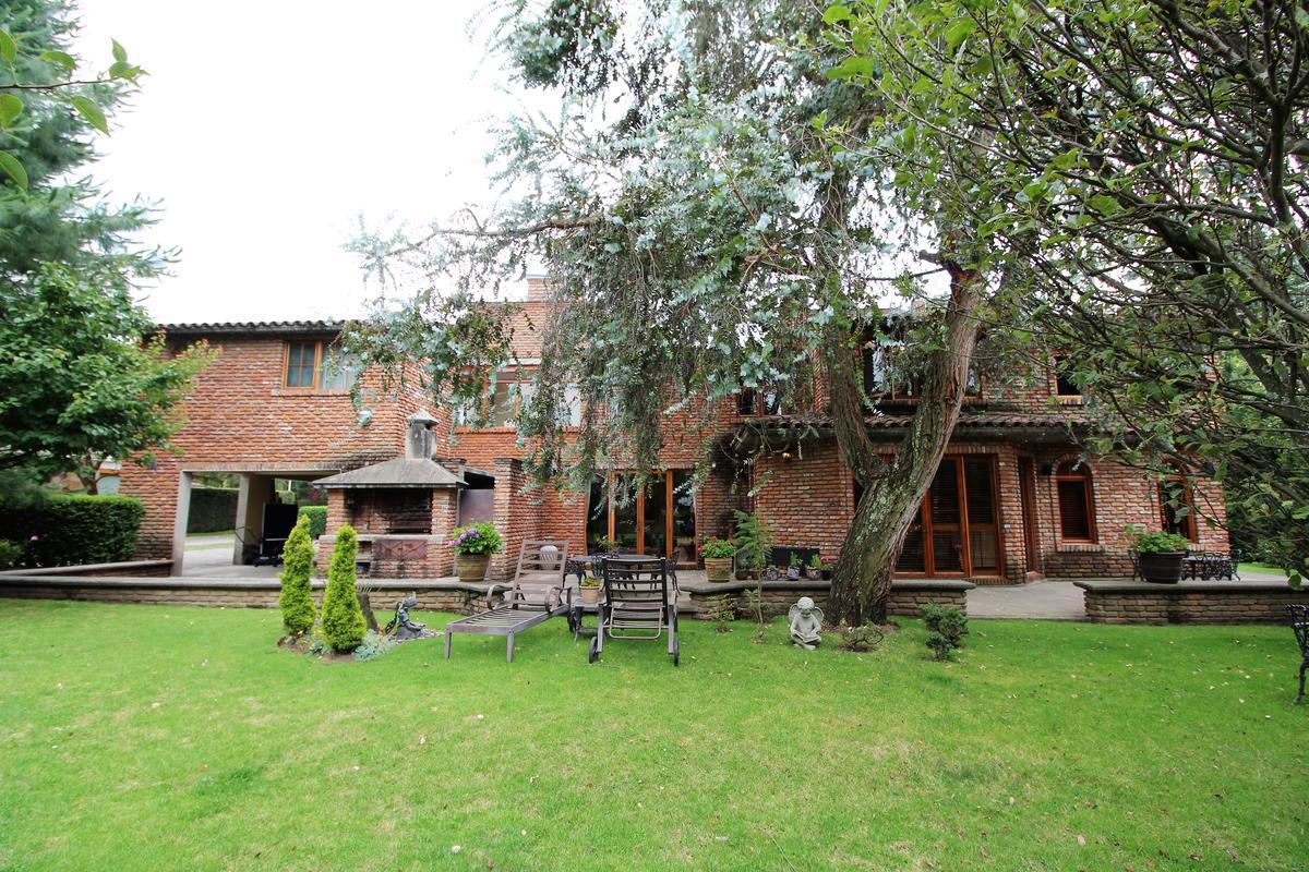 Foto Casa en Venta en  Club de Golf los Encinos,  Lerma  Hacienda San Martin, Mano de Plata Casa en Venta
