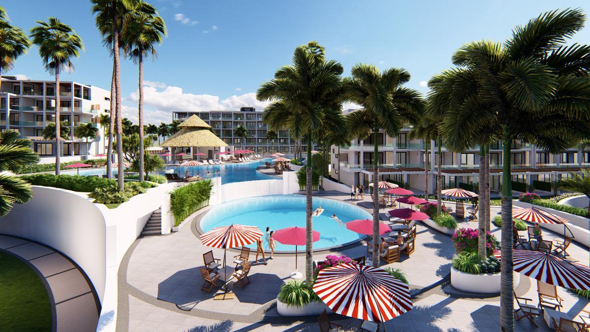 Foto Departamento en Venta en  Bucerías Centro,  Bahía de Banderas  Quadrant, Luxury Ocean Living, Riviera Nayarit