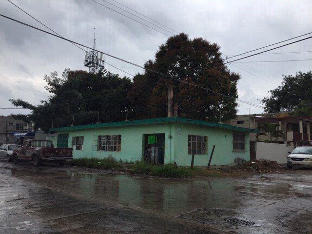 Foto Terreno en Venta en  Obrera,  Ciudad Madero  TERRENO EN ESQUINA CON CONSTRUCCION COL. OBRERA