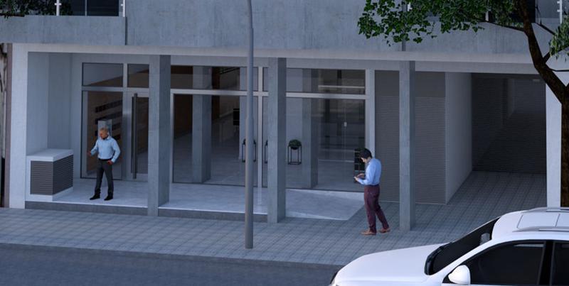 Foto Departamento en Venta en  Martin,  Rosario  3 de febrero 450 8° B