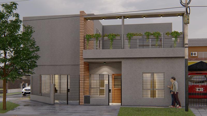 Foto Casa en Venta en  Castelar Sur,  Castelar  Tte Fernandez al 3400