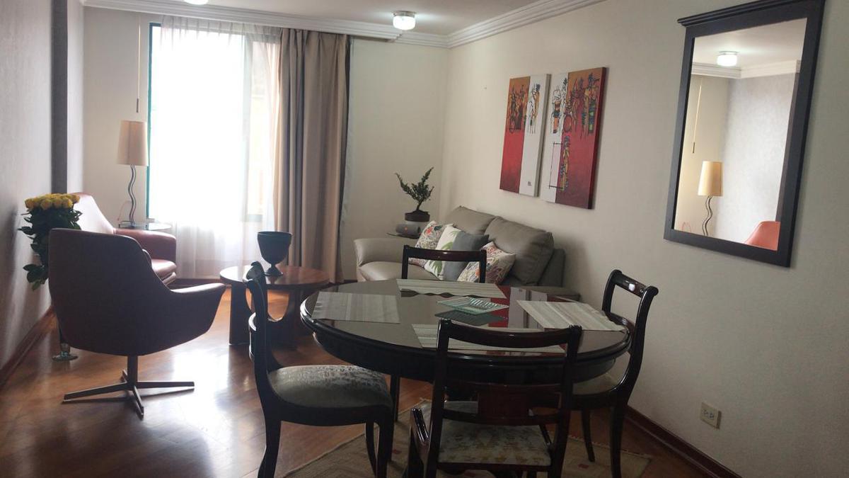 Foto Departamento en Venta en  La Carolina,  Quito  VENTA LINDA SUITE REPUBLICA DEL SALVADOR MS