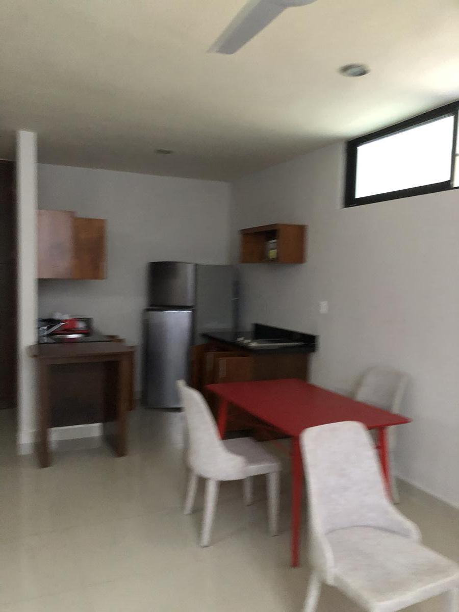 Foto Departamento en Renta en  Mérida ,  Yucatán  Rento villa de 1 hab. en privada