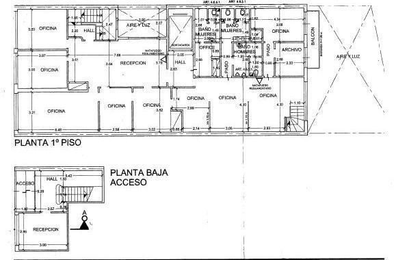 Foto Oficina en Venta en  Almagro ,  Capital Federal  Bartolome Mitre al 3700