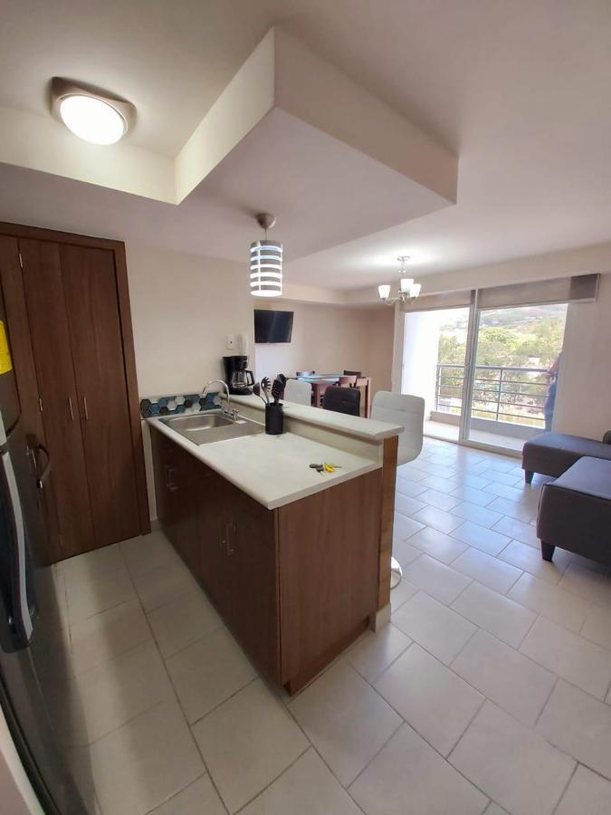 Foto Departamento en Renta en  Villa Olímpica,  Tegucigalpa  Apartamentos Amoblados de 1 hab/1baño  en Ecovivienda II etapa.
